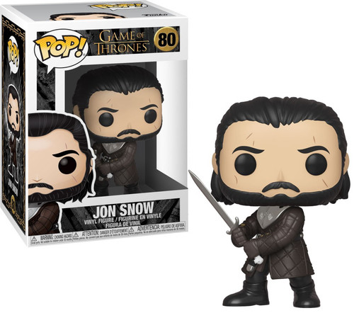 Funko Game of Thrones POP! TV Jon Snow Vinyl Figure