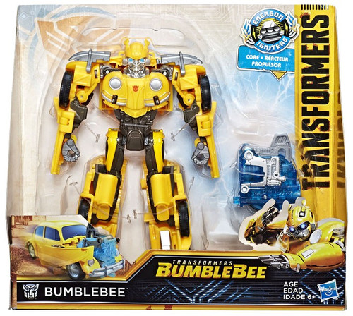 Transformers Bumblebee Movie Energon Igniters Nitro Bumblebee Action Figure [Damaged Package]