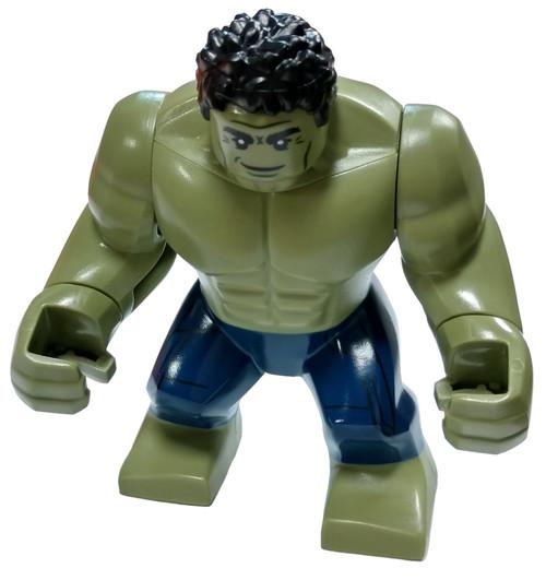 LEGO Marvel Super Heroes Avengers Endgame Hulk Minifigure [Loose]