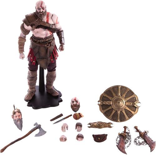 God of War Kratos Deluxe Action Figure