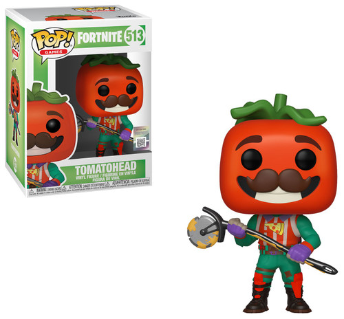 Funko Fortnite POP! Games Tomatohead Vinyl Figure #513