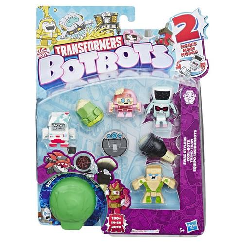 Transformers BotBots Series 2 Swag Stylers Mini Figure 8-Pack [RANDOM Figures!]