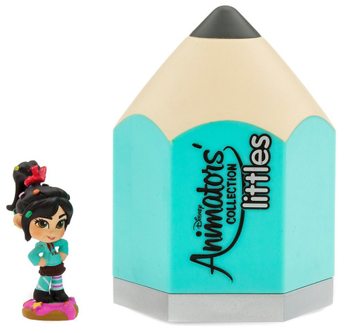 Disney Littles Animators' Collection Series 12 Exclusive Mystery Pack [Turquoise]