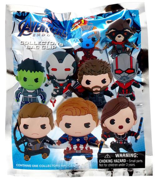 Marvel 3D Figural Foam Bag Clip Series 1 Avengers Endgame Mystery Pack [1 RANDOM Figure]