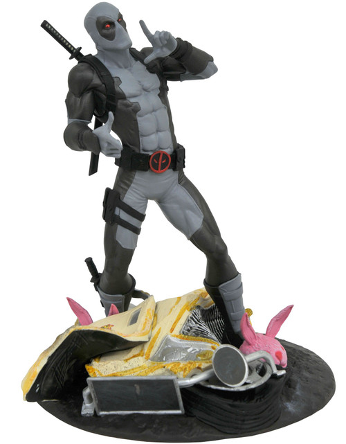 Marvel Gallery Deadpool (X-Force) Exclusive 9-Inch Collectible PVC Statue [Taco Truck]