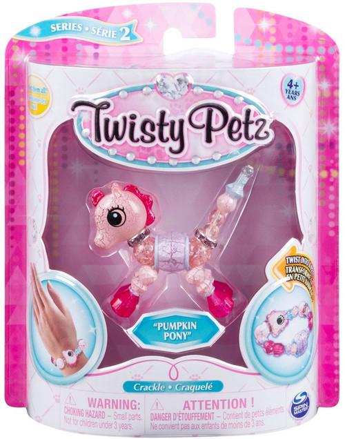 Twisty Petz Series 2 Pumpkin Pony Bracelet