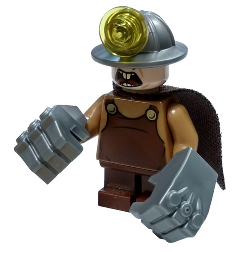 LEGO Disney / Pixar Incredibles 2 Underminer Minifigure [Loose]