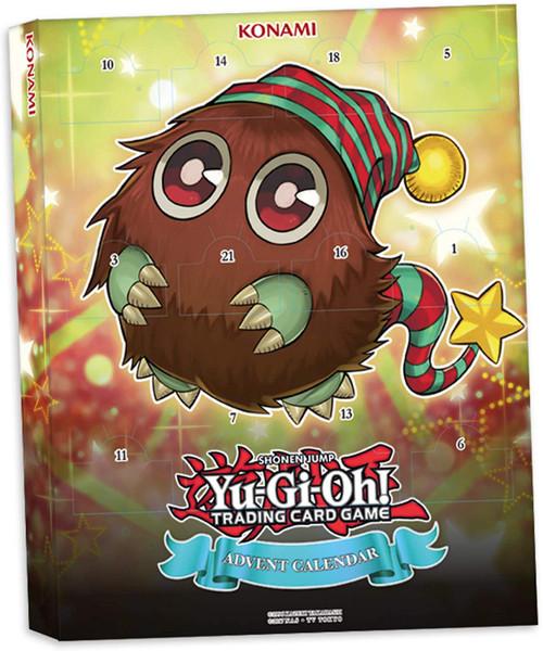 Trading Card Game 2019 YuGiOh Advent Calendar [17 Super Rares & 7 Ultra Rares! ]