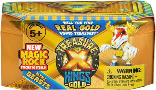 Treasure X Series 3 Kings Gold Mini Beasts Mystery Pack