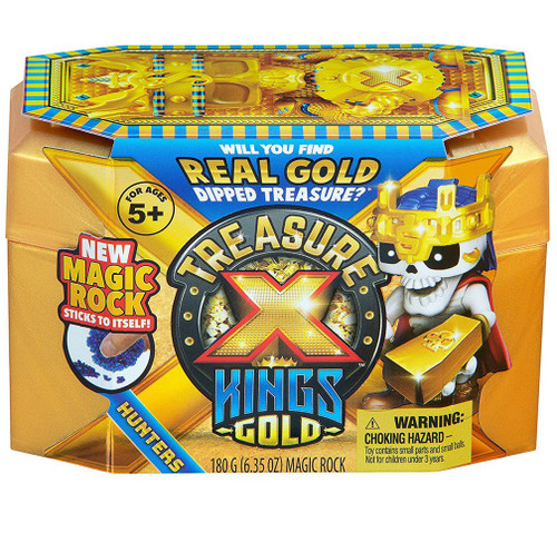 Treasure X Series 3 Kings Gold Hunters Mystery Pack