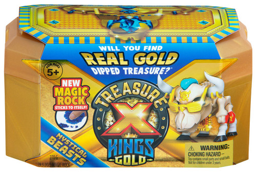 Treasure X Series 3 Kings Gold Mythical Beasts Mystery Pack