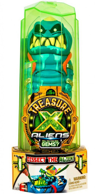 Treasure X Series 1 Aliens Mystery Pack [RANDOM Character!]