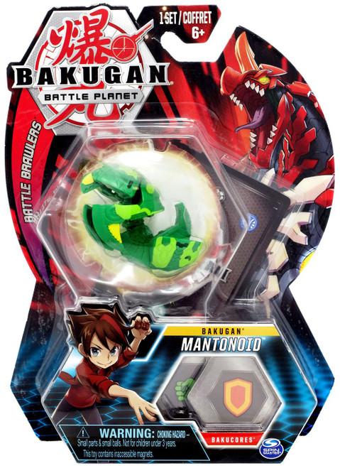 Bakugan Battle Planet Battle Brawlers Bakugan Mantonoid