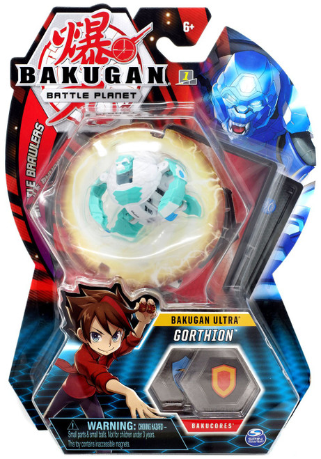 Bakugan Battle Planet Battle Brawlers Ultra Gorthion