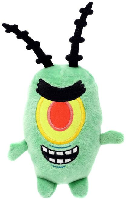 Nickelodeon Spongebob Squarepants Plankton 5-Inch Mini Plush