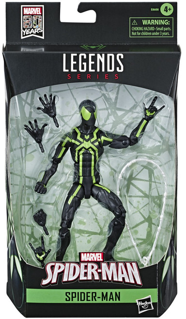 Marvel Legends 80th Anniversary Big Time Spider-Man Action Figure