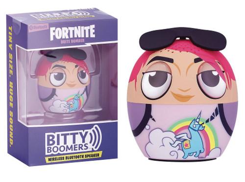 Fortnite Bitty Boomers Bright Bomber 2-Inch Mini Speaker