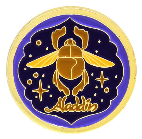 Funko Disney Aladdin Scarab Exclusive Pin