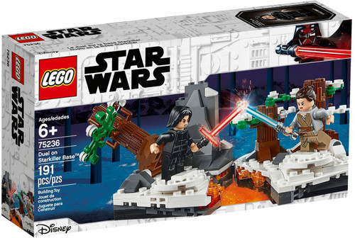 LEGO Star Wars Duel on Starkiller Base Set #75236