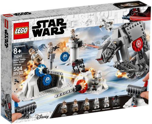 LEGO Star Wars Action Battle Echo Base Defense Set #75241