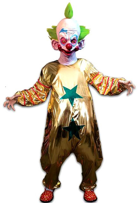 Killer Klowns From Outer Space Shorty Adult Costume [Mask NOT Included]