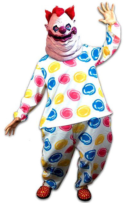 Killer Klowns From Outer Space Fatso Adult Costume [Mask NOT Included]