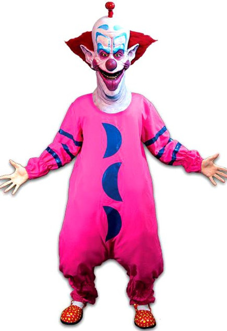 Killer Klowns From Outer Space Slim Adult Costume [Mask NOT Included] (Pre-Order ships January)