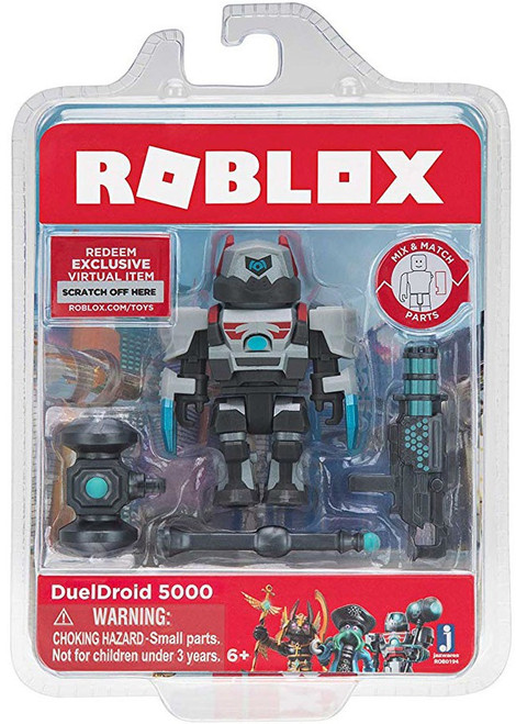 Roblox DuelDroid 5000 Action Figure