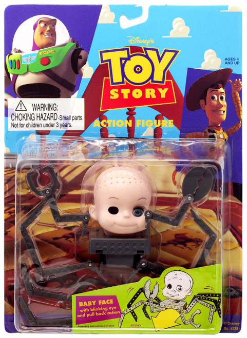 Toy Story Baby Face Action Figure [with Blinking Eye]