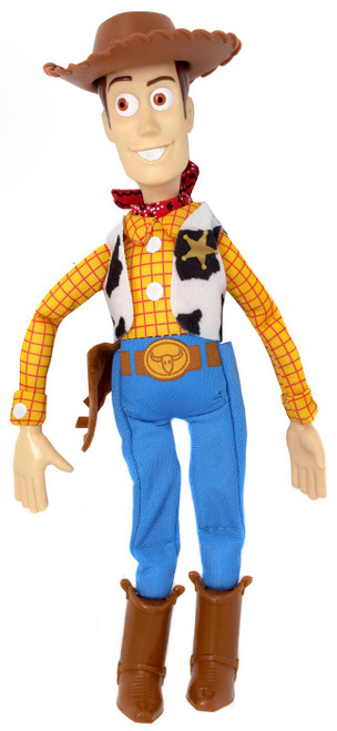 Burger King Toy Story Woody 9.5-Inch Plush Figure