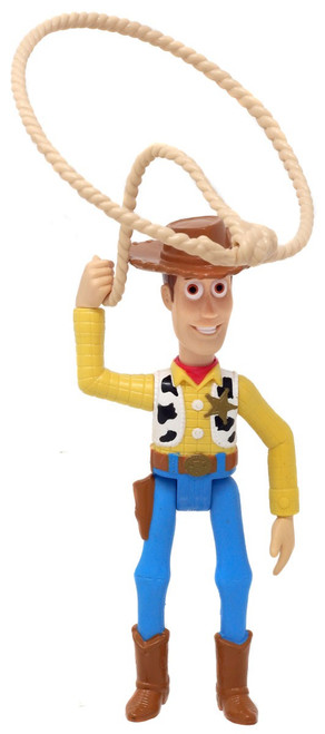 Burger King Toy Story Woody 5-Inch Figure [with Lasso]