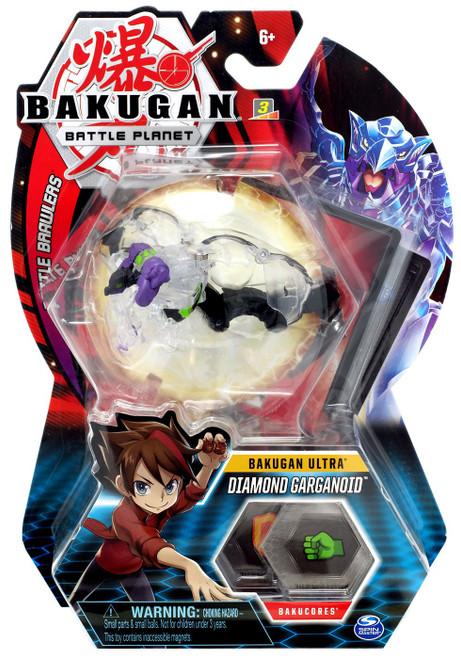 Bakugan Battle Planet Battle Brawlers Ultra Diamond Garganoid