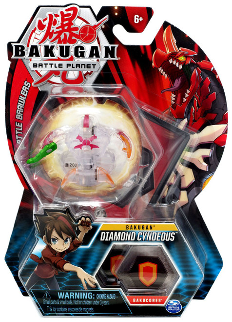 Bakugan Battle Planet Battle Brawlers Bakugan Diamond Cyndeous
