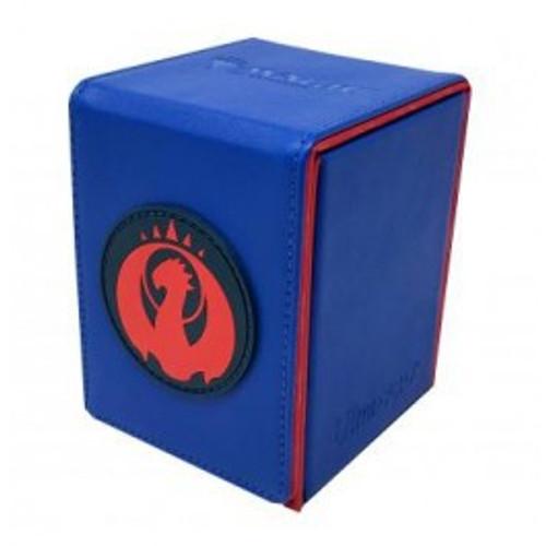 Ultra Pro Alcove Magic the Gathering Guilds of Ravnica Izzet League Deck Box