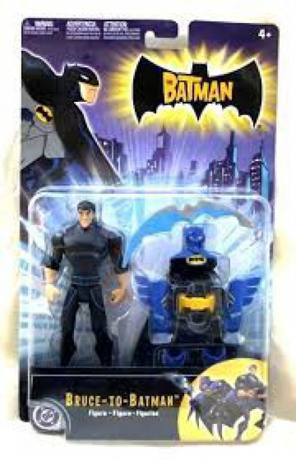 The Batman Bruce Wayne Action Figure [Bruce-to-Batman]