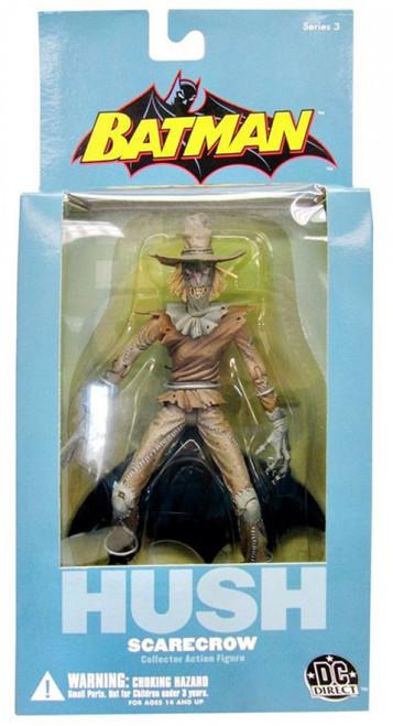 Batman Hush Series 3 Scarecrow Action Figure