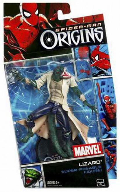 Spider-Man Origins Villains Series 1 Lizard Action Figure