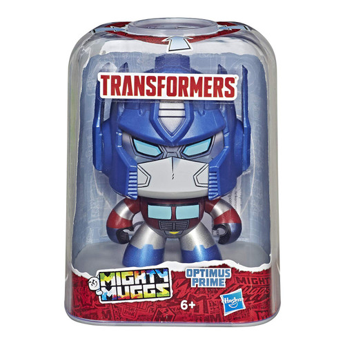 Transformers Mighty Muggs Optimus Prime Vinyl Figure