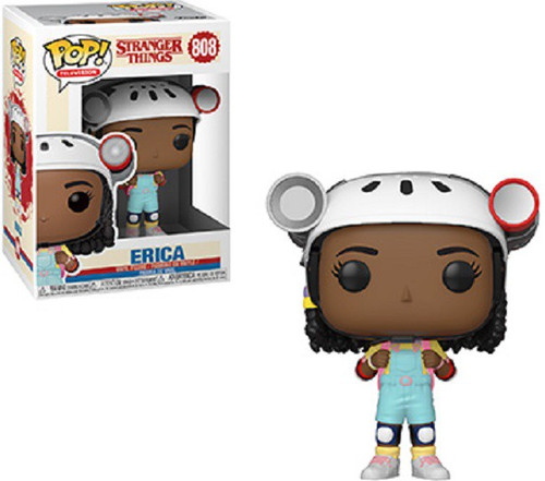 Funko Stranger Things Season 3 POP! TV Erica Vinyl Figure #808