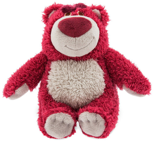 Disney Toy Story Lotso Exclusive 7-Inch Mini Bean Bag Plush [Scented]