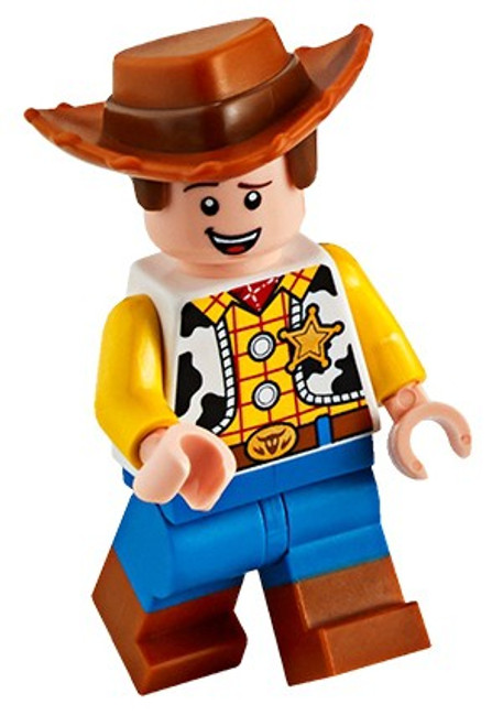 LEGO Toy Story 4 Woody Minifigure [Loose]