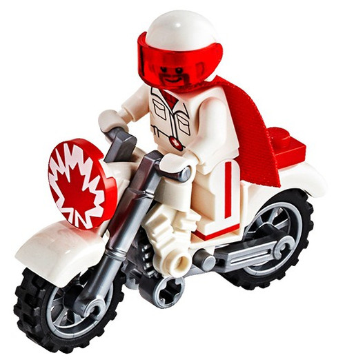 LEGO Toy Story 4 Duke Caboom Minifigure [with Motorcycle Loose]