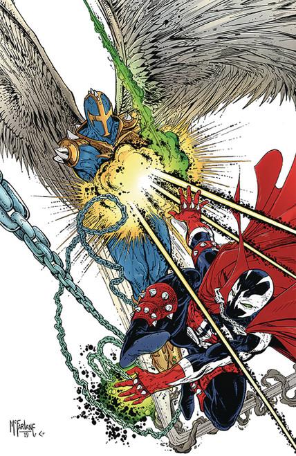 Image Comics Spawn #298 Comic Book [Virgin Cover B]
