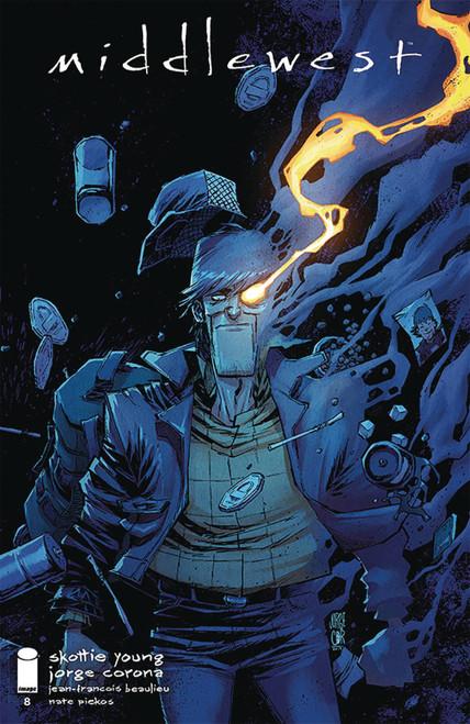 Image Comics Middlewest #8 Comic Book