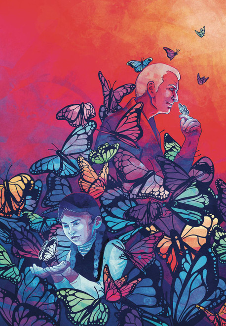 Dark Horse Stranger Things Six #2 Comic Book [Micaela Dawn Cover C]