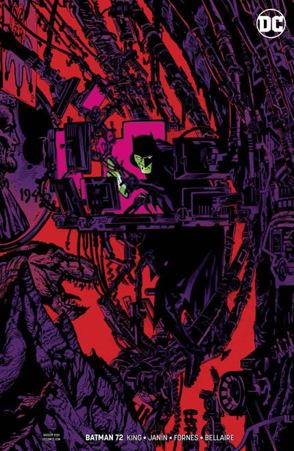 DC Batman #72 Comic Book [Michael Golden Variant]