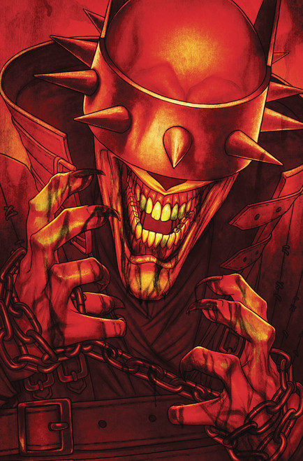DC The Batman Who Laughs #6 Comic Book [Jenny Frison Variant]