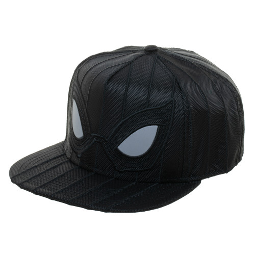 Marvel Spiderman: Far From Home Stealth Suit PU Snapback Cap