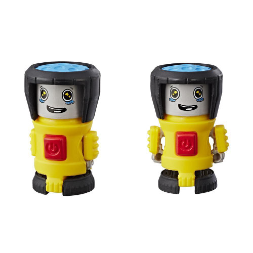 Transformers BotBots Series 1 Dimlit 1/24 Mystery Minifigure [The Lost Bots Loose]