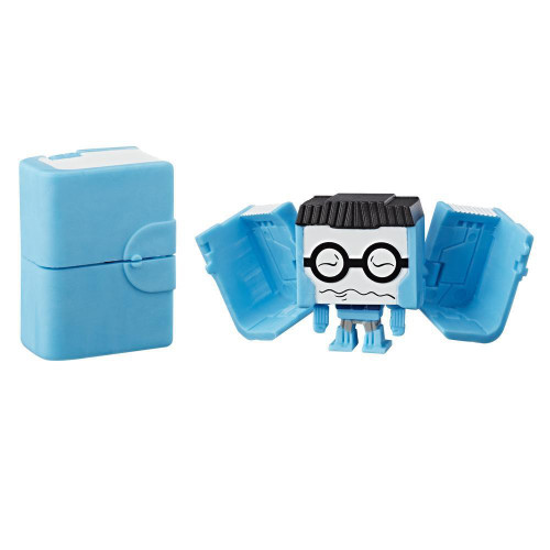 Transformers BotBots Series 1 Professor Wellread 1/24 Mystery Minifigure [Backpack Bunch Loose]